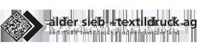 Alder Sieb + Textildruck AG